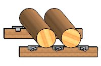 Easily handle two logs at once