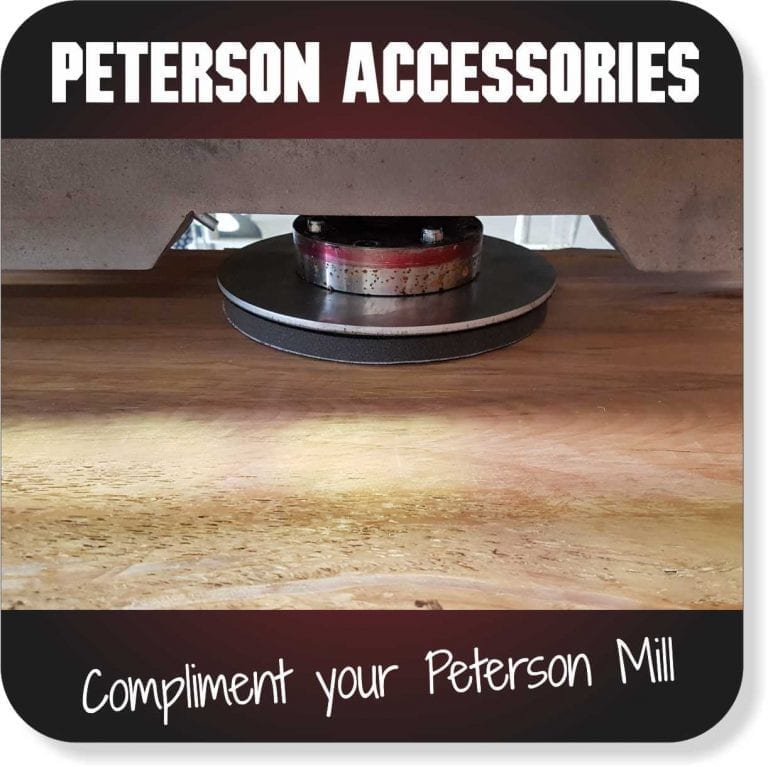 Portable Sawmills for Sale - Accessories for your Peterson