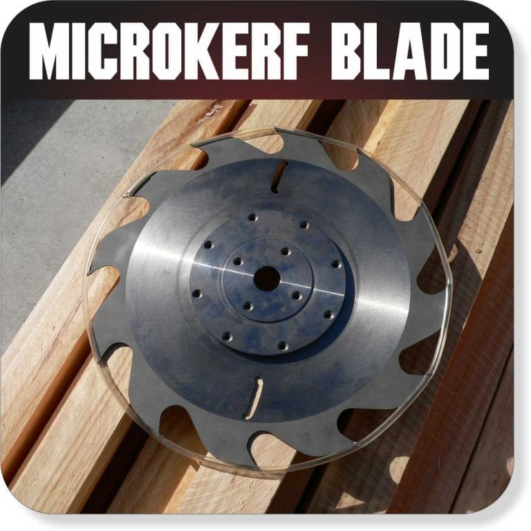 Portable Sawmill Accessories - Microkerf Blade