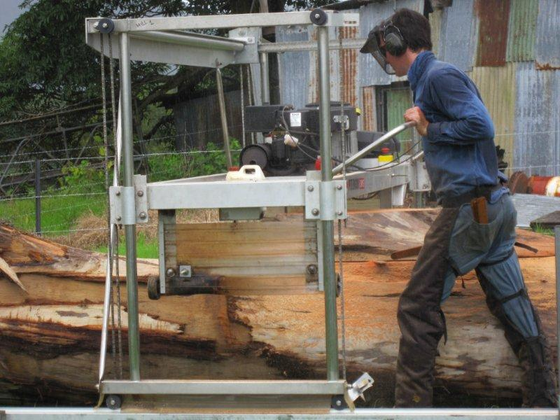 Queensland sawmilling company - ORB Timbers