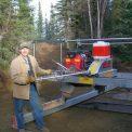 alaskan sawmill