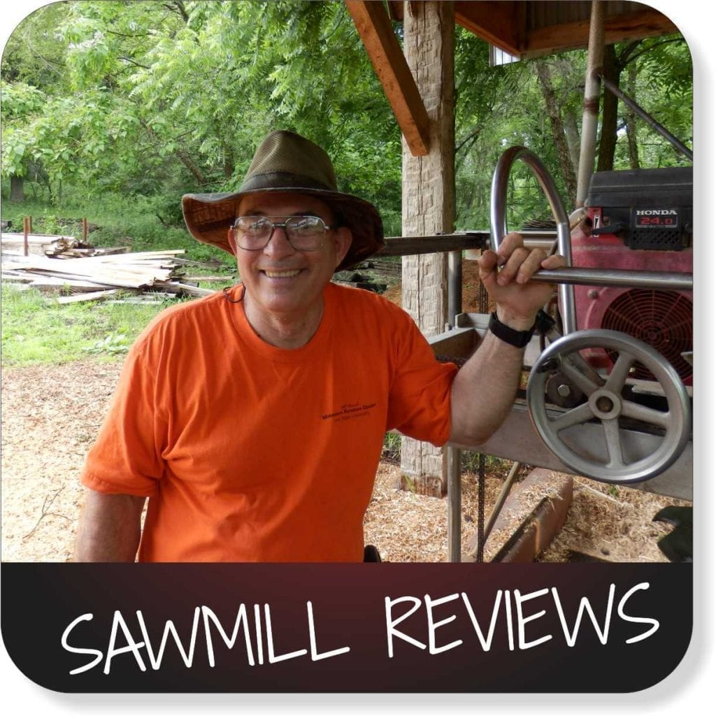Portable Sawmill Reviews from Peterson Owners