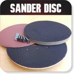 Portable Sawmill Accessories - Sander Disc