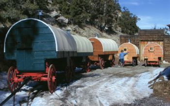 Used Portable Sawmills For Sale >> Restoring Old Sheep Wagons and Carriages - Peterson ...