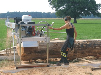 WPF is designed for fast production sawmilling