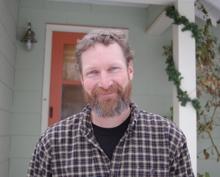 Headshot of Karl Maser.