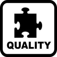 Standard Feature – 3-year Frame Warranty