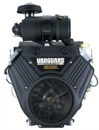 Vanguard Motor on Peterson Sawmill - the most powerful sawmill option for gasoline.