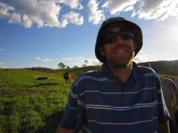 Owen Burns of Orb Timber, Australia