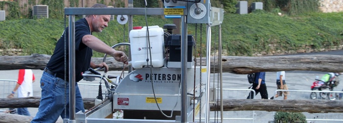 comparing peterson and lucas sawmill