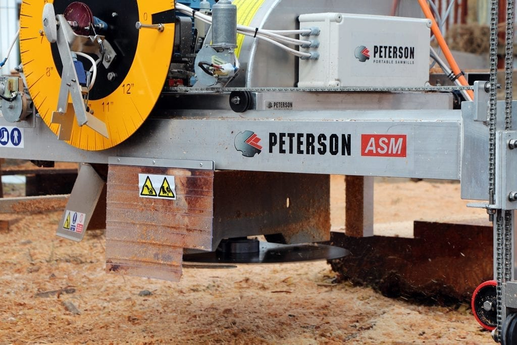 Fast accurate production with Peterson's Commercial Mill