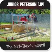 part-time sawmilling