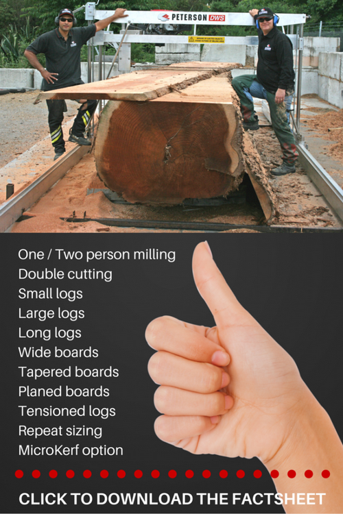advantages of our sawmills