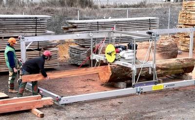 innovative sawmills