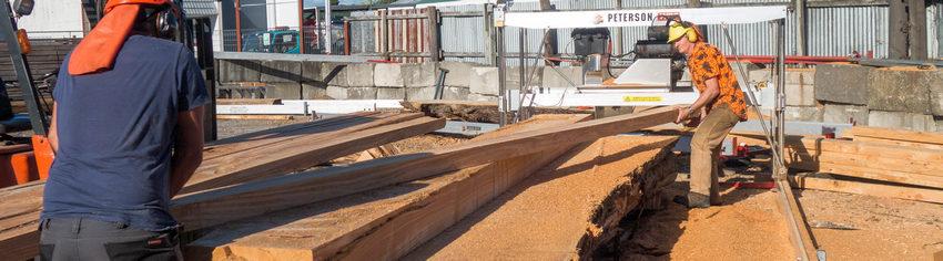 swingblade sawmill advantage