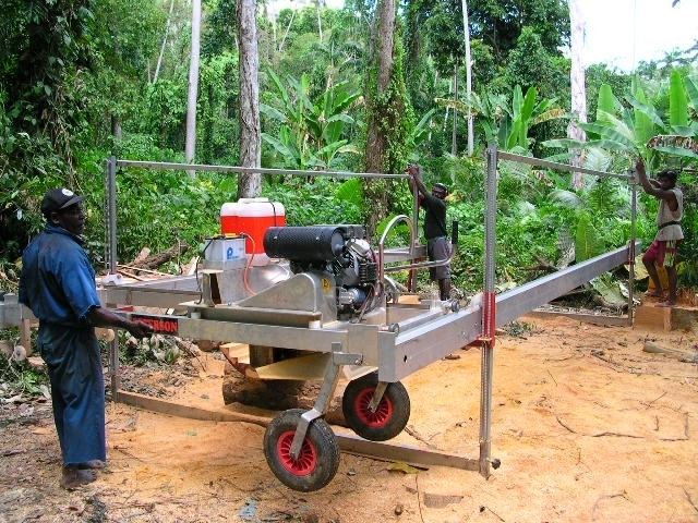 portable forestry