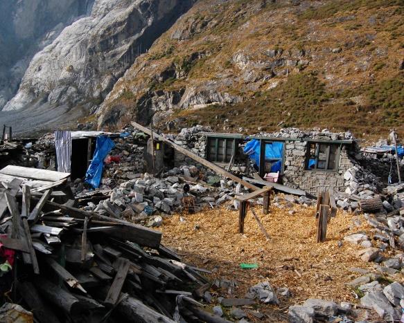 rebuild nepal portable sawmill