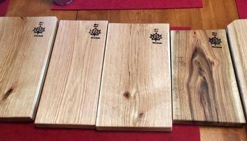 Canadian Maple Cutting Board