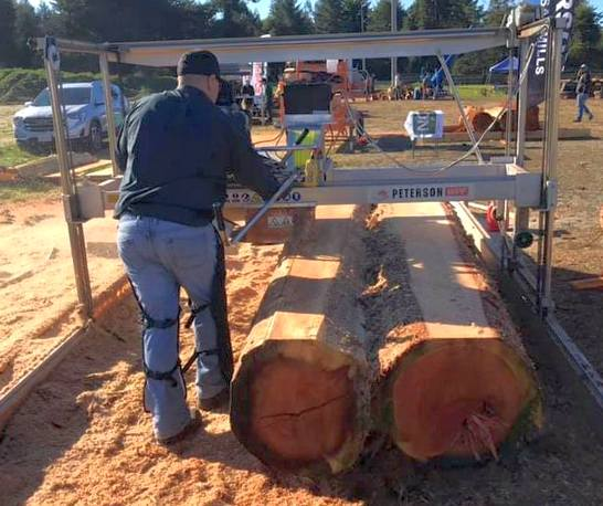 sawmill trade shows