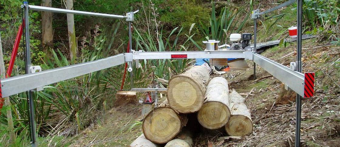 all terrain sawmill