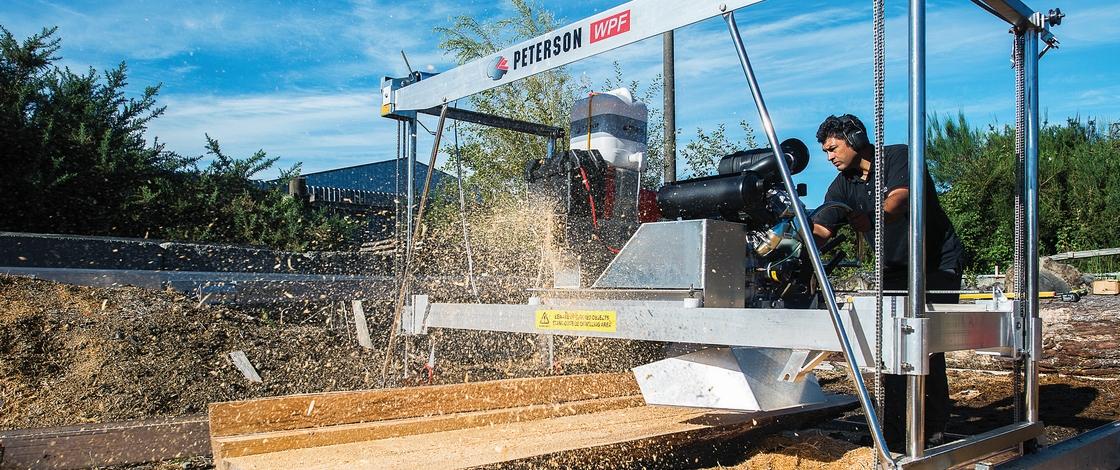 professional sawmill