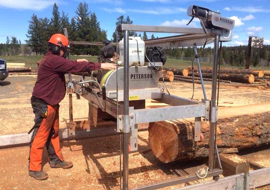 2Craig Cutting Lumber