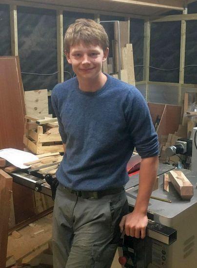 ben scott furniture maker