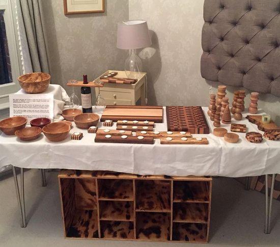 handmade wooden hobby sawmill